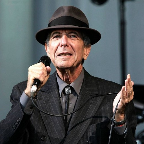 The Party Was Over Then Too By Leonard Cohen