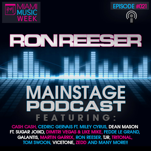 RON REESER - Mainstage - March 2014 - Episode 021
