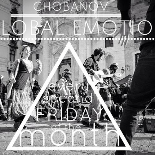 Chobanov - Globall Eotional November 2013