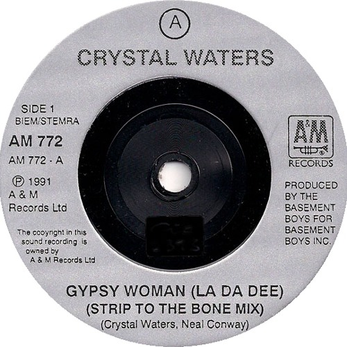 Crystal Waters- 'Gypsy Woman' (Carl Luis Dub Mix) [FREE DOWNLOAD]