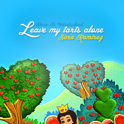 Sara Ramirez - Leave My Tarts Alone (Dora In Wonderland)
