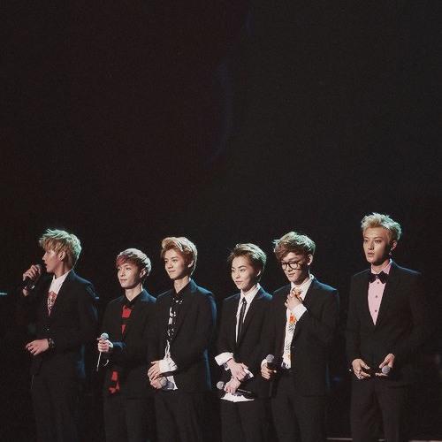 EXO - M  -  一起吃苦的幸福 @ Immortal Song