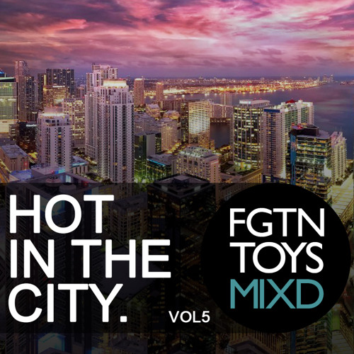 Hot In The City [Vol5]