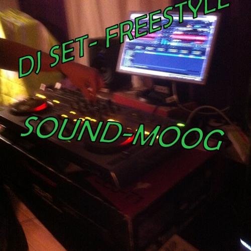 Dj.Set Freestyle Impro-Mix/Techno Minimal. Dj Sound-K & Moog Way Warly Part.3