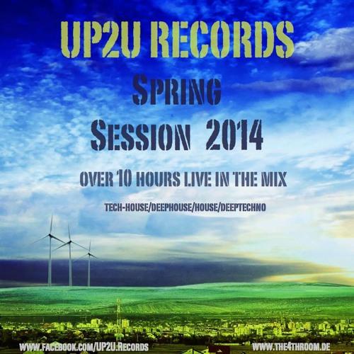 UP2U Records Spring Session - Klanglos