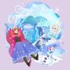 【Anna】 Frozen - Let It Go (Duet) 【shiraru】
