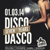2014-03-01 7y Disco Dasco @ La Rocca p8 DJ SAMMIR