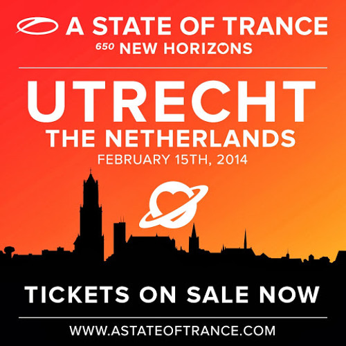 Andrew Rayel - Live @ A State of Trance 650 (Utrecht 15 feb 2014 )
