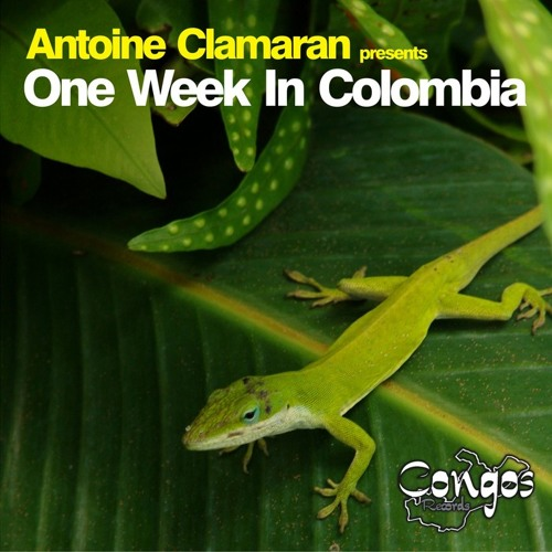 Antoine Clamaran presents One Week In Colombia - Pereira Is Crazy