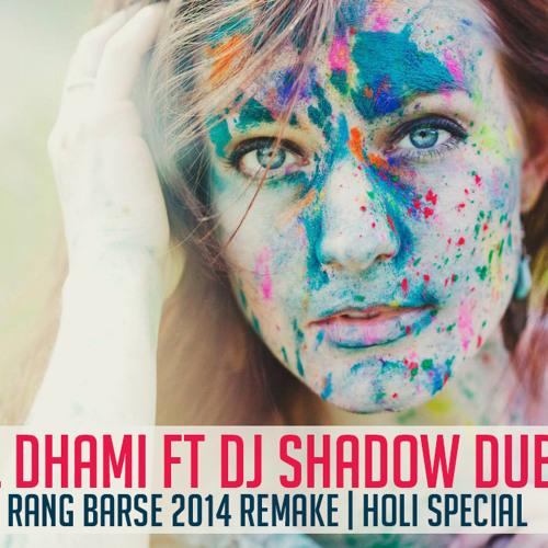 Jaz Dhami ft DJ Shadow Dubai - Rang Barse 2014 Remake | Holi Special