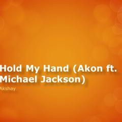Hold My Hand (Akon ft. Michael Jackson) Instrumental Cover