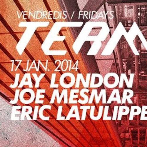 Joe Mesmar 3 hours set @ Circus Afterhours (17/1/2014)