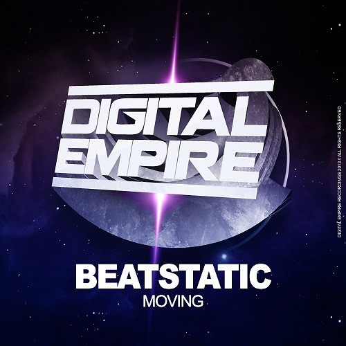 Beatstatic - Moving (Original Mix) [Out Now]