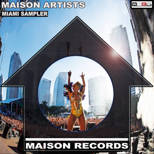 Ged Preston -Looking Glass Forthcoming on Maison Miami Sampler release date 31st march 2014