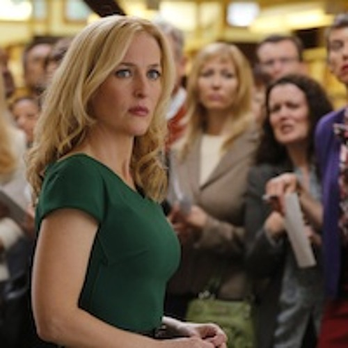 Gillian Anderson & Dermot Mulroney Discover 'Crisis' With NBC Drama