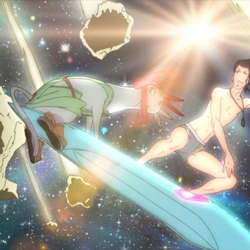 Space☆Dandy OST-Stardust Pipelines(Space Surfing)
