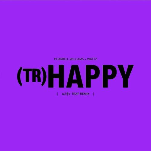 (Tr)Happy (щ∆╫≥ Trap Remix) Pharrell x Wattz