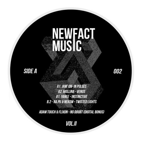 Adam touch & Flixon - No Doubt (Digital Bonus)
