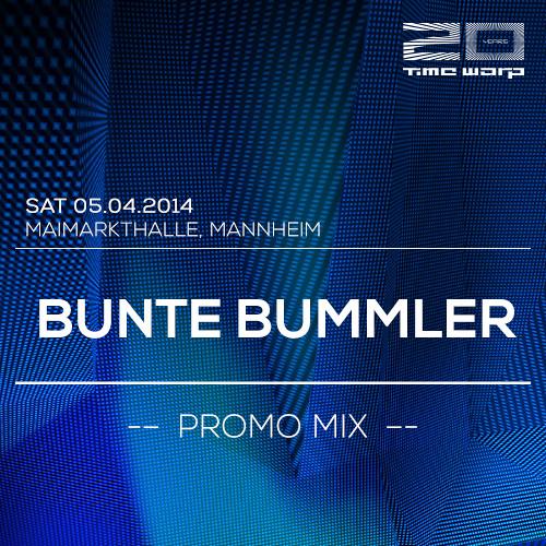 Bunte Bummler Time Warp Promo Mix