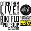 Magic 89.9 Pop Stop - 5 Seconds Of Summer (Phone Interview)