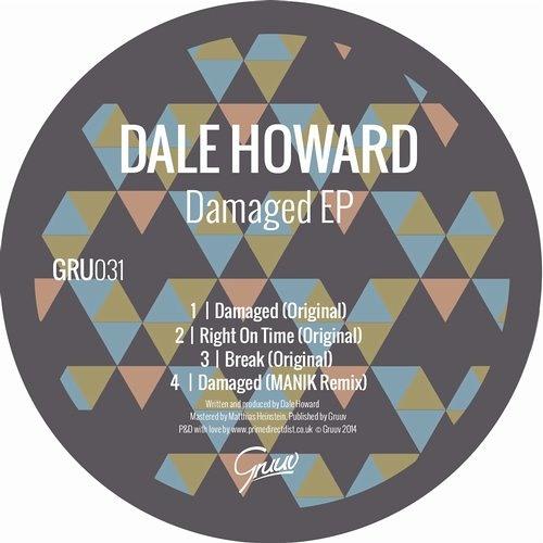 Damaged EP [Gruuv] (Vinyl + Digital) OUT NOW! BUY LINK BELOW