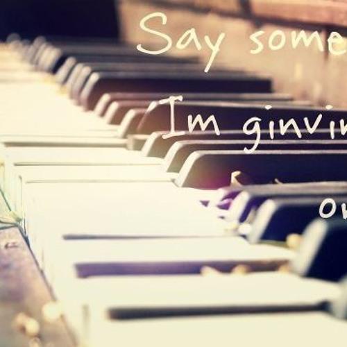 Say Something - NJ (A Great Big World Ft. Christina Aguilera Cover)