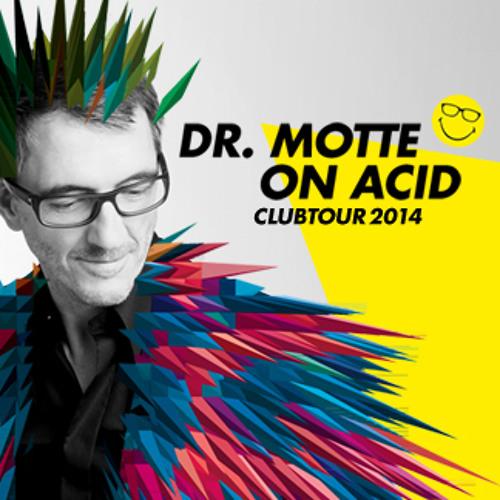 Dr. Motte on ACID – Clubtour 2014