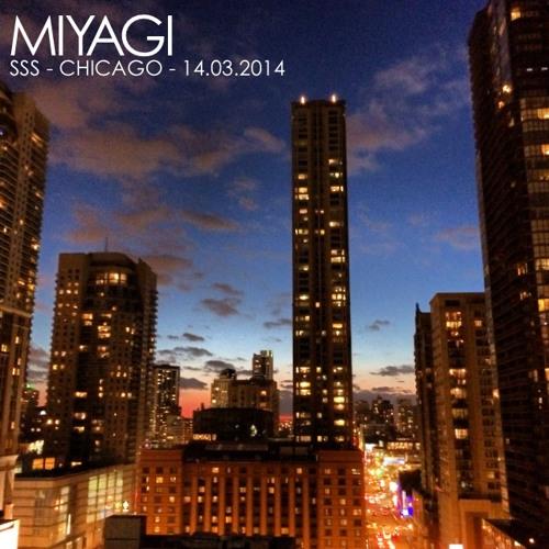 Miyagi @ SSS - Chicago - 14.03.2014