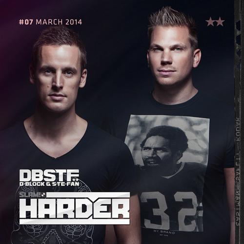 D-Block & S-te-Fan - SLAM! HARDER #7 - Maart 2014