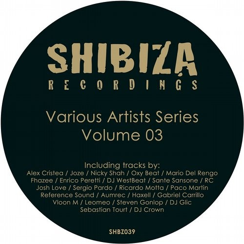 Faceless People (Original Mix)(VARIOUS ARTISTS SERIES 03)[Shibiza Recordings][SHBZ039]