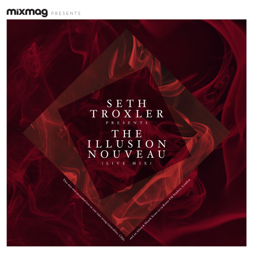 Cover Mix: Seth Troxler