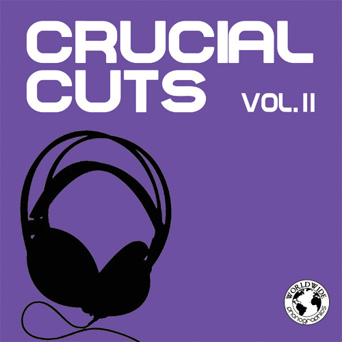 Wideboys present Crucial Cuts Volume 2