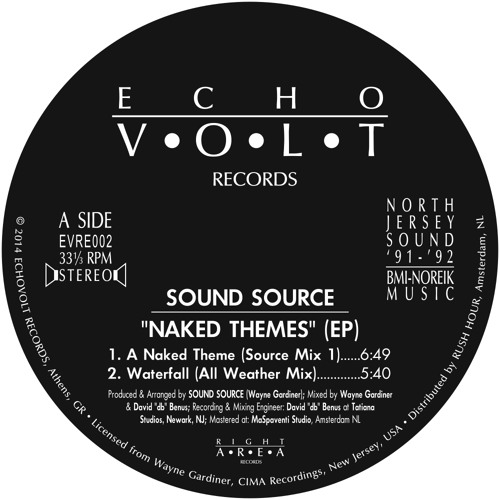 SOUND SOURCE - Naked Themes E.P. (teaser)