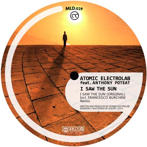 [MLD029] Atomic feat. Anthony Poteat - I Saw The Sun (Original Mix)