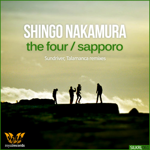 Shingo Nakamura - The Four (Sundriver Remix) [Silk Royal]