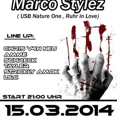 Marco Sylez live @ ESM Zweibrücken 15.3.14
