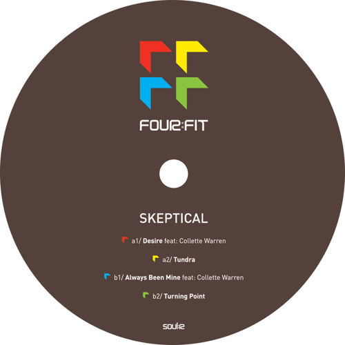 Skeptical - Desire feat. Collette Warren [Four:Fit EP01 - SOULR062]