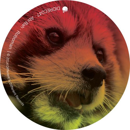 DIDREC047 : Abi Bah - Abi Bah - Roboman (Taktfast Remix)