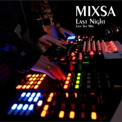 Mixsa (Gustavo Tomasi | Mariana de Paula) - Late Night (Live Set Mix)