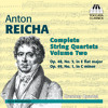 Anton Reicha: String Quartet in E flat major, Op. 48, No. 3: IV. Allegro vivace