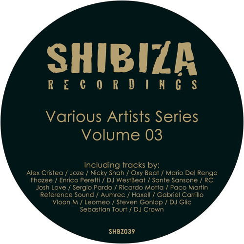 Nicky Shah - Shiraz (Original Mix) PREVIEW