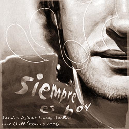 Gustavo Cerati - Fantasma (Lucas Hache & Ramiro Asiva Electro Chill Vocal 'Live Mix')