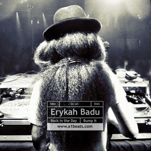 Erykah Badu - Back In The Day (DJ A1 Remix)
