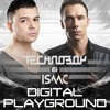 (2013) TECHNOBOY & ISAAC - Digital Playground