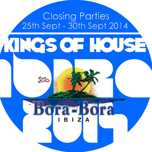 KINGS OF HOUSE IBIZA 2014 - VOL 3 MIXED  BY ALVIN DEE