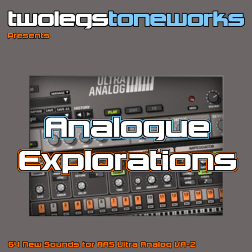 Analogue Explorations Demo