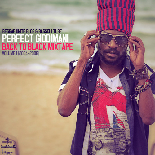 Perfect Giddimani - Back To Black Mixtape Volume 1 (2004-2008)