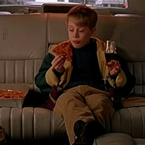 HOME ALONE PIZZA PARTY VOL.1 SAMPLE