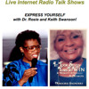 """Dr. Rosie """"Express Yourself Show"""" Interview w/ Marjorie Saunders -- It Took Seven Year's To Win"""