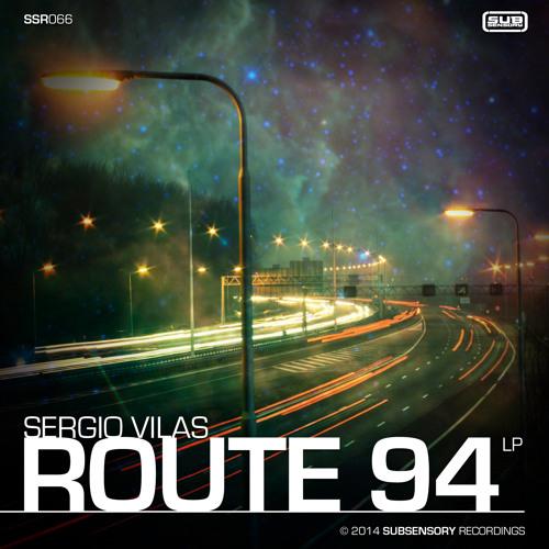 Sergio Vilas - Marvel - Route 94 LP
